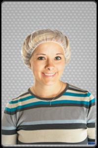 Nylon Mesh Disposable Hairnets (All sizes)   pic 1