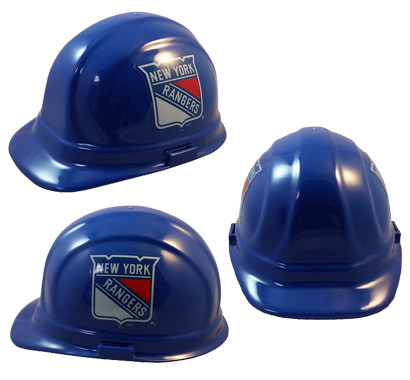 bc75e5ee9ad9e6 New York Rangers Hard Hats | Buy Online at T.A.S.C.O.