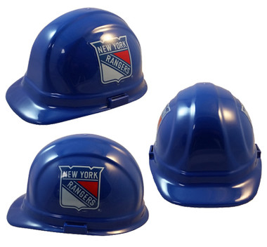 New York Rangers Hard Hats