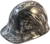Vegas Baby Hydro Dipped Hard Hats Cap Style ~ 01