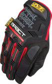 Mechanix MPT M-Pact Red Gloves, Part # MPT-52 pic 1