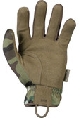 Mechanix Fast Fit Gloves Glove Multi Cam (Pair) Small Size ~ Palm View