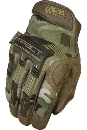 Mechanix M-Pact MultiCam Camo Gloves, Part # MPT-78 pic 4