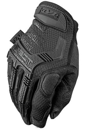 Mechanix M-Pact Covert Black Gloves, Part # MPT-55 pic 4