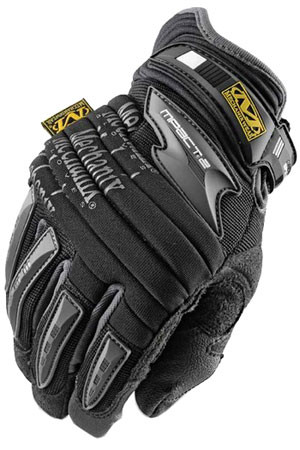 Mechanix M-Pact II Black Gloves, Part # MP2-05 pic 4