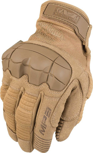 Mpact III Coyote Tan Color Gloves #MP3-72 top
