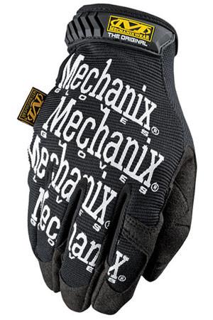 Mechanix Original Black Work Gloves, Part # MG-05 pic 4