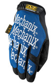 Mechanix Original Blue Work Gloves, Part # MG-03 pic 4