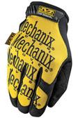 Mechanix Original Yellow Work Gloves, Part # MG-01 pic 4