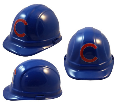 Chicago Cubs Hard Hats
