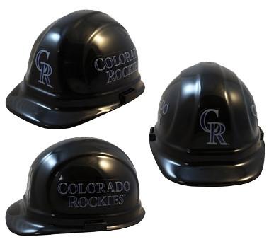 Colorado Rockies Hard Hats