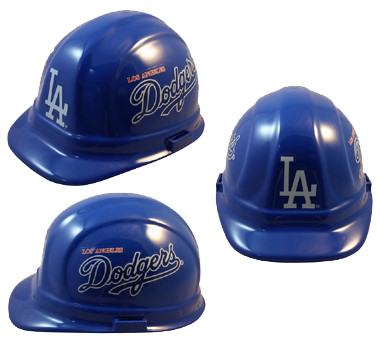 Los Angeles Dodgers Hard Hats