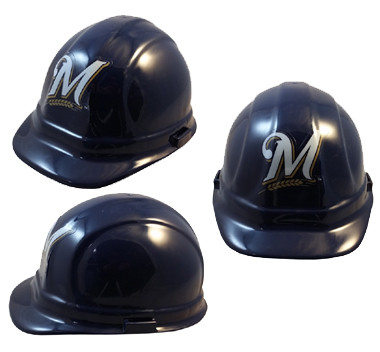 Milwaukee Brewers Hard Hats