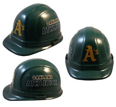 Oakland Athletics Hard Hats