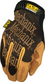 Mechanix DuraHide Leather Original Gloves ~ Back View