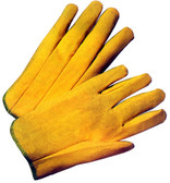 Vinyl Impregnated Gloves with Non-Stretch Fabric Pic 1