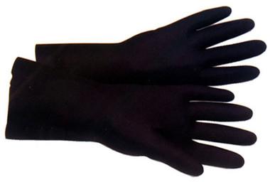 Neoprene Flock Lined 18 Mil Gloves 13 inch length Pic 1