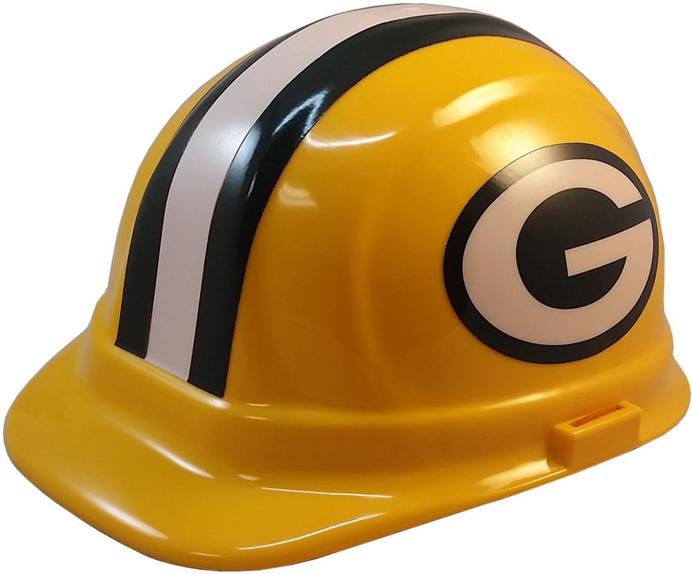 a63853b4 Green Bay Packers NFL Hardhats