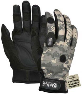 MCR Digital Camo Light Glove (Pair) Pic 1