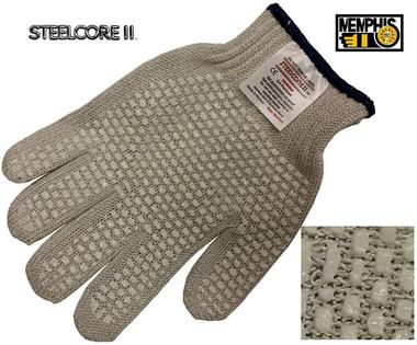 Steelcore II Cut Resistant Gloves w/ PVC Blocks Pic 1