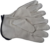 Cowhide Driver Gloves with Keystone Thumbs Pic 1
