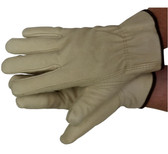 Premium Pigskin Driver Gloves w/ Thinsulate Lining Pic 1