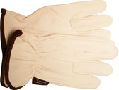 Goatskin Leather Gloves (PAIR) Pic 1