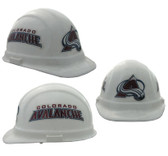 Colorado Avalanche Hard Hats
