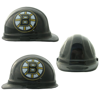 cfedf1a2043 Optional Ratchet Suspension Detail. Boston Bruins Hard Hats. Boston Bruins Hard  Hats. See 10 more pictures. Wincraft