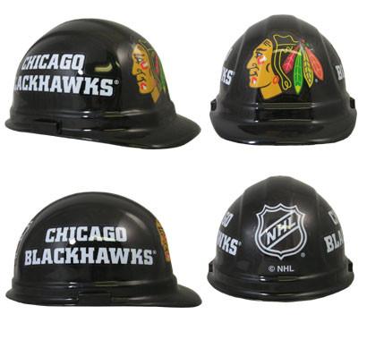 Chicago Blackhawks Hard Hats. Loading zoom. Chicago Blackhawks Hard Hats 4f142806d4f