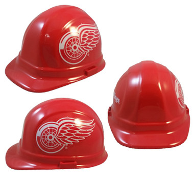 Detroit Red Wings Hard Hats