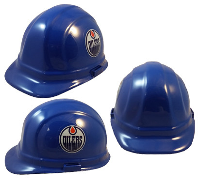 Edmonton Oilers Hard Hats. Loading zoom 55ddc8dd58e3
