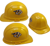 Nashville Predators Hard Hats ~ Pin-Lock Suspension Full View