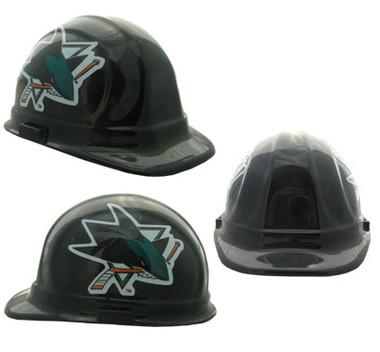 San Jose Sharks Hard Hats