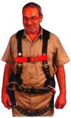 Iron Eagle Harness Medium Size - Supplemental View