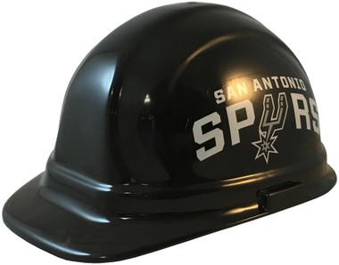 San Antonio Spurs Hard Hats - Oblique View