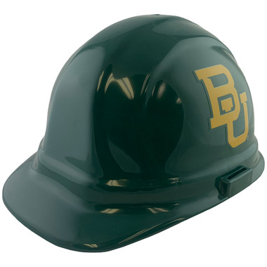 Baylor University Hard Hats - Oblique View