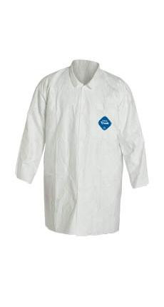 Tyvek Lab Coats Lab Coat with 2 Pockets (30 ct)  pic 4