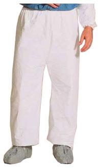 Disposable Polypropylene Pants w/ Elastic Waist   pic 1