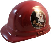 Florida State Seminoles Hard Hats ~ Oblique View