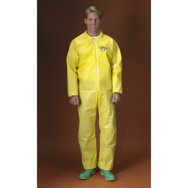 Chemmax 1 Coveralls w/ Elastic Wrists, Ankles   pic 3