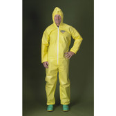 Chemmax 1 Coveralls w/ Hood, Elastic Wrists, Ankles   pic 3