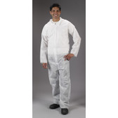 Polypropylene Coveralls Standard Wrists, Ankles   pic 2