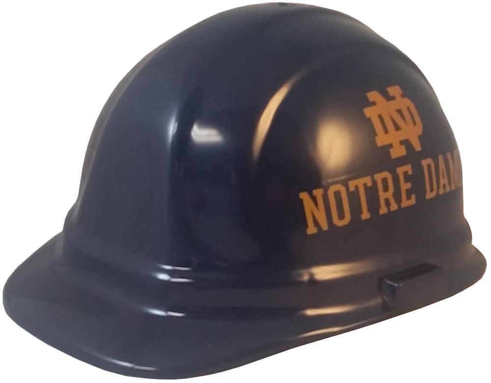 Notre Dame Fighting Irish Hard Hats