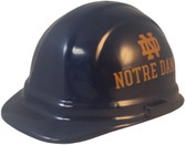 Notre Dame Fighting Irish Hard Hats - Oblique View