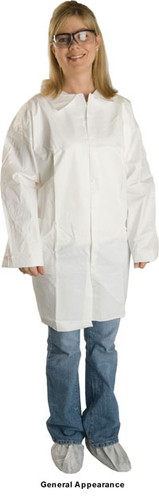 Promax Lab Coats Open Cuff with No Pockets   pic 1