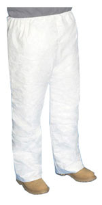 Promax Disposable Pants w/ Snap Front, Elastic Waist   pic 1