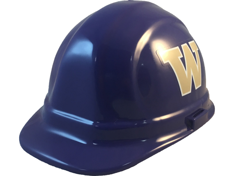 72d9937c1 ... Washington Huskies hard hats. Oblique view. Loading zoom