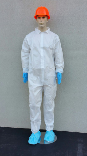 Suntech Microporous Coveralls w/ Elastic Wrists, Ankles   pic 3