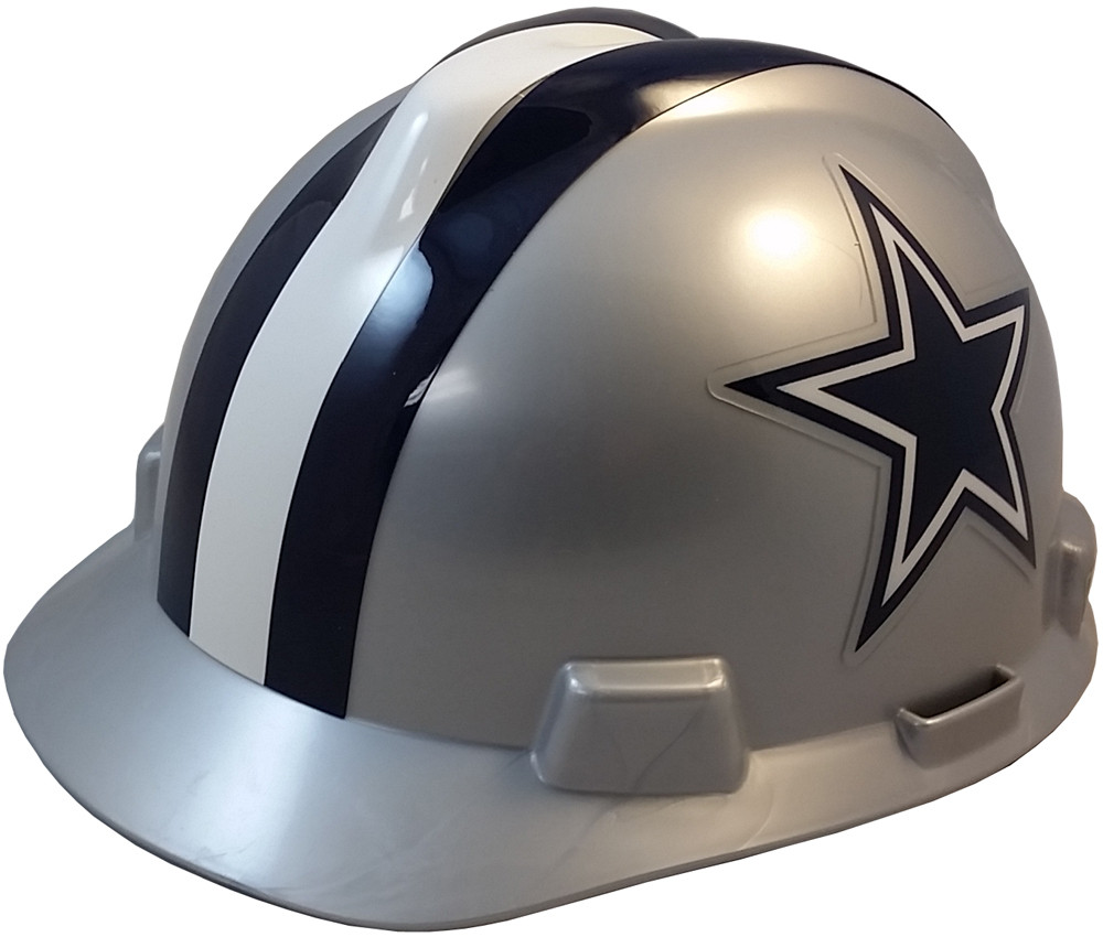 e63a512f147b28 Dallas Cowboys hard hats | Buy Online at T.A.S.C.O.